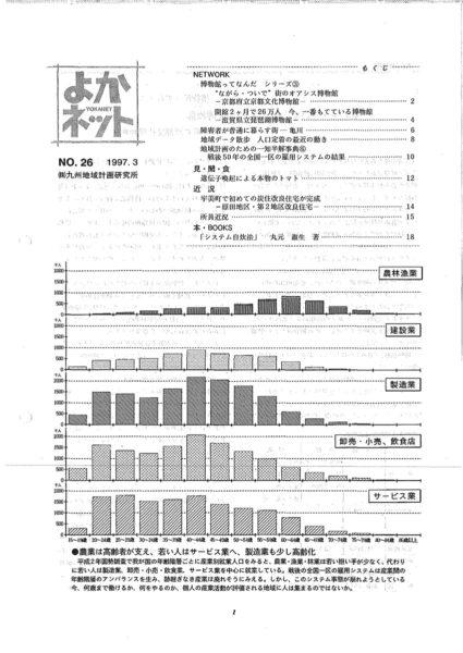 1997年3月号 (No.26)