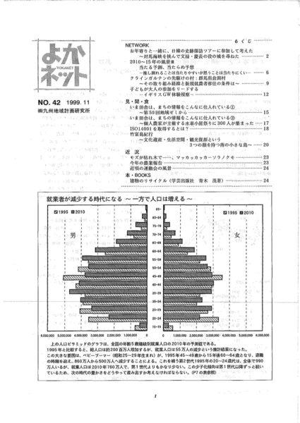 1999年11月号 (No.42)
